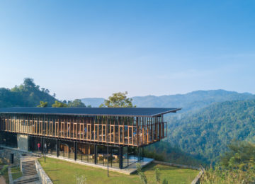 Aerial©Santani Wellness Resort & Spa