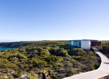 Aerial ©Southern Ocean Lodge