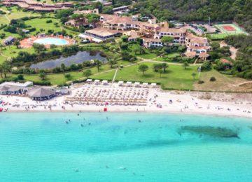 Europa – Italien, Abi D'Oru Sardinien Beach Hotel & Spa