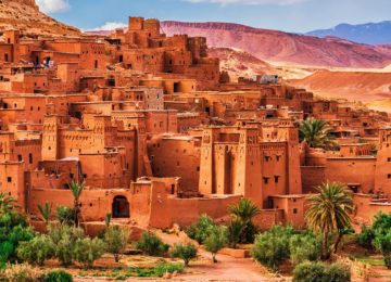 Ait Benhaddou – Ancient city in Morocco North Africa