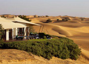 Al Maha, a Luxury Collection Desert Resort _ Spa, Dubai, Beduinenzelt-Villa