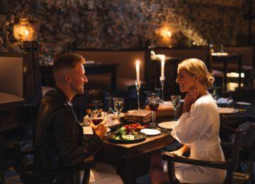 Alati Restaurant©Vedema, a Luxury Collection Resort, Santorin