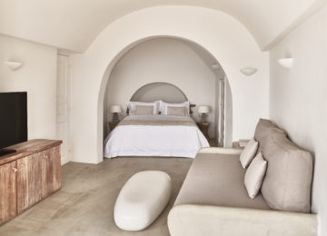 All 2 Senses Schlafzimmer©Mystique, A Luxury Collection Hotel
