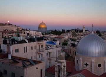 Altstadt Jerusalem © GoIsrael