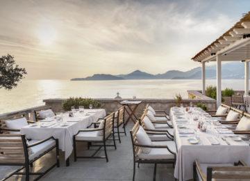 Aman Sveti Stefan, Montenegro – Arva Restaurant, Upper Taverna