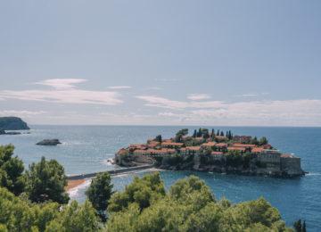 Aman Sveti Stefan, Montenegro – Island of Sveti Stefa