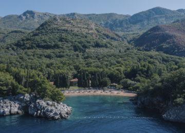Aman Sveti Stefan, Montenegro – Queen's Beac