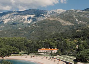 Aman Sveti Stefan, Montenegro – Villa Milocer, King's Beach