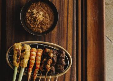 Amankila, Bali – Local Dish