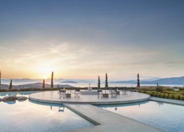 Amanzoe Luxushotel Griechenland