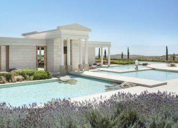 Hotel Amanzoe_Greece _ Arrival Pavilion