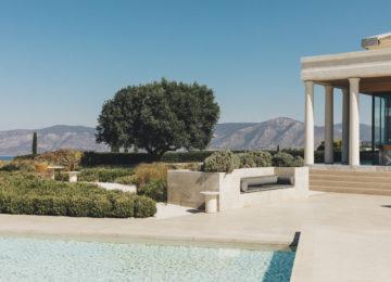 Hotel Amanzoe Griechenland©Architecture