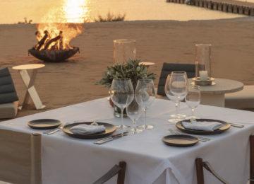 Hotel Amanzoe Griechenland©Sunset Dinner