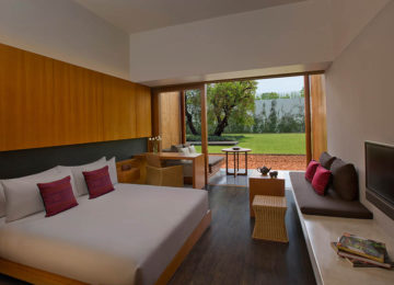 Anantara Chiang Mai Deluxe Garden View Room © Anantara Chiang Mai Resort