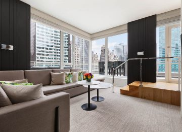 USA – New York: Andaz Hotel