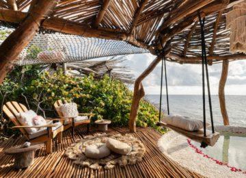 Aqua Villa Terrasse©Azulik Resort, Tulum