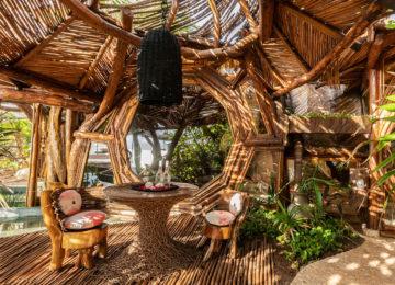 Aqua Villa©Azulik Resort, Tulum