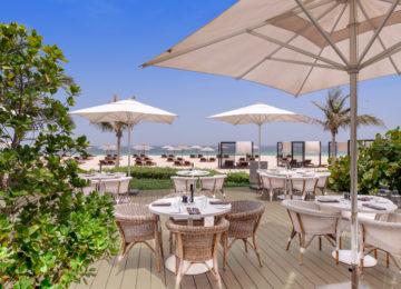 Aquario_Seafood Restaurant_The Oberoi Beach Resort Al Zorah Ajman