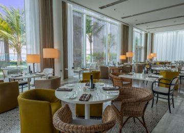 Aquario_ Seafood Restaurant _The Oberoi Beach Resort Al Zorah Ajman