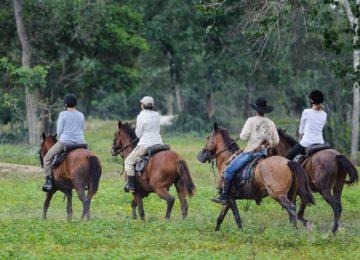 Araras Pantanal EcoLodge – Horseback Riding