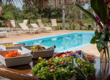 Pool, Hotel Araras Eco Lodge,