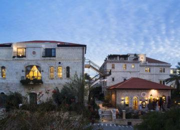 Architektur American Colony Hotel Jerusalem