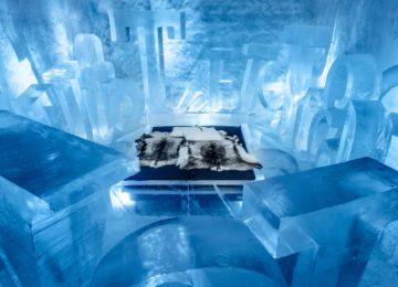Art-Suite-Ice Hotel Kiruna Schweden Lappland by Asaf Kliger