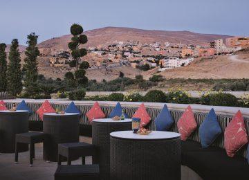 Außenbereich © Mövenpick Hotels & Resorts