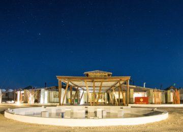 Außenbereich ©Palacio del Sal Hotel