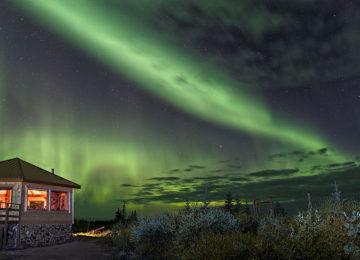 Aurora©Hudson Bay,Charles Glatzer