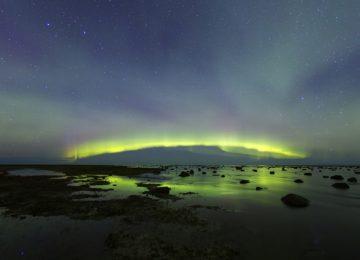 Aurora Northern lights©Seal River Heritage Lodge,RuthSteck