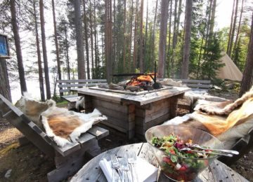 Aurora Safari Camp Schweden
