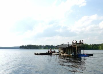 Aurora Safari Camp in Schweden