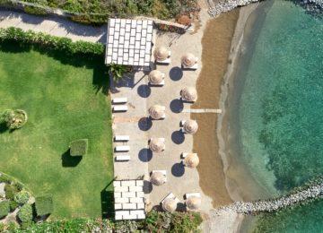 BEACH_Elounda Gulf Villas Kreta