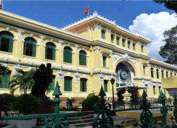 Bahnhof von Saigon © Vietnam Airlines