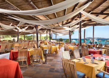 Barbeque Restaurant©Hotel Romazzino