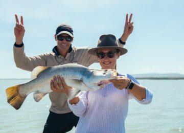 Barramundi Fishing©True North Adventure Cruises