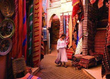 Nordafrika – Marrakesch