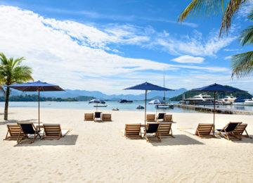 Beach ©Hotel Fasano Angra dos Reis