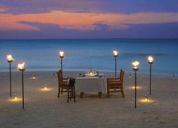 Beach BBQ©Milaidhoo Maldives