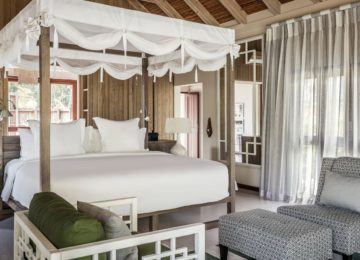 Beach Pool Villa©Four Seasons Resort Desroches Island