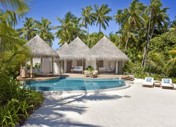 BeachHouseExterior©TheNautilusMaldives