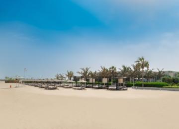 Beach _The Oberoi Beach Resort Al Zorah Ajman