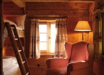 Bedroom-Il-Rifugio©White Deer San Lorenzo Mountain Lodge