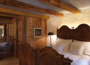 Bedroom-L'Aurora©White Deer San Lorenzo Mountain Lodge
