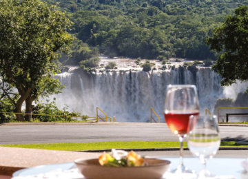 Belmond Das Cataratas Iguassu Wasserfälle ©Belmond