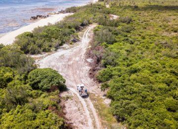 Astove Island Aerial Exploration