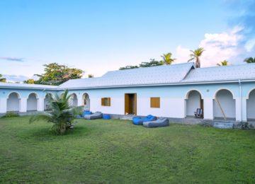 Astove Atoll Resort Exterior