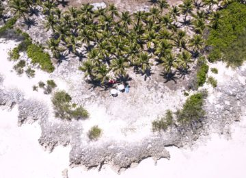Astove Island Picknick
