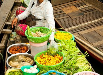 Luxusreise Select Luxury Travel Mekong CAMBODIA – FLOATING MARKET